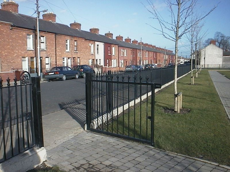 Irish-Fencing-Railings-Ltd-Gates-Range-G01-Single-Leaf-Swing-4