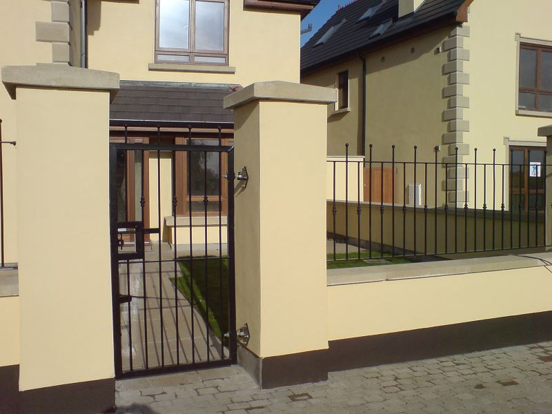 Irish-Fencing-Railings-Ltd-Gates-Range-G01-Single-Leaf-Swing-5