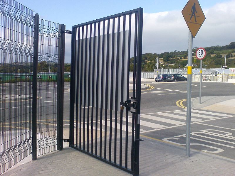 Irish-Fencing-Railings-Ltd-Gates-Range-G01-Single-Leaf-Swing-8