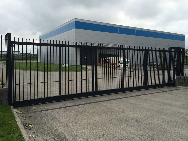 Irish Fencing & Railings Ltd-Gates Range-G03–Sliding (166)