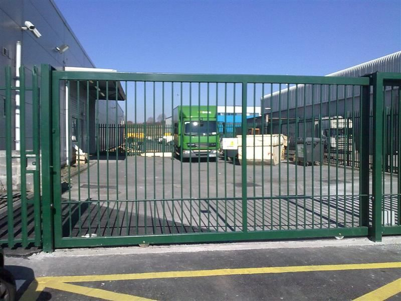 Manufacturers And Installers Of All Types Of Gates