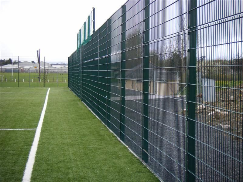 Irish Fencing & Railings Ltd. Mesh Perimeter Range B01 -656 Sports Mesh (26)