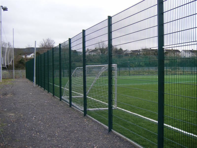 Irish Fencing & Railings Ltd. Mesh Perimeter Range B01 -656 Sports Mesh (27)