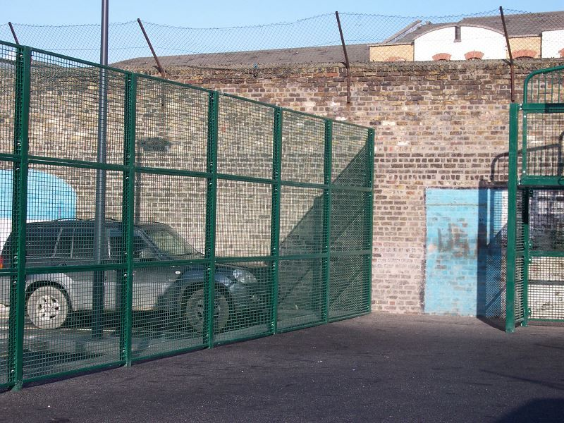Irish-Fencing-Railings-Ltd.-Mesh-Sports-Range-B05-Kickshots-Vandal-Proof-11
