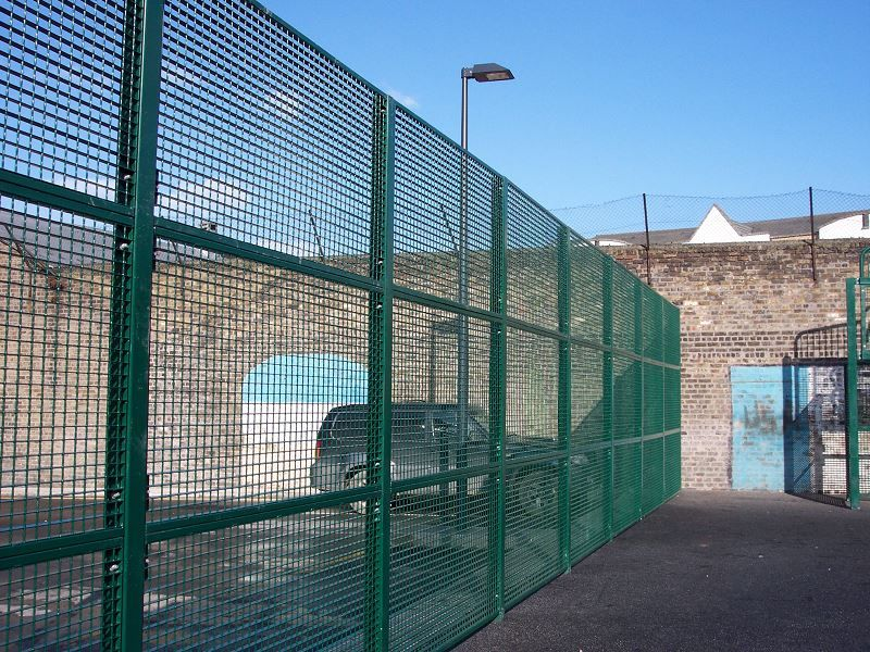 Irish-Fencing-Railings-Ltd.-Mesh-Sports-Range-B05-Kickshots-Vandal-Proof-12
