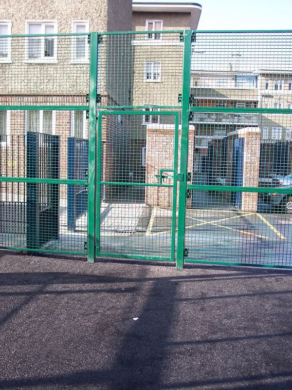 Irish-Fencing-Railings-Ltd.-Mesh-Sports-Range-B05-Kickshots-Vandal-Proof-16