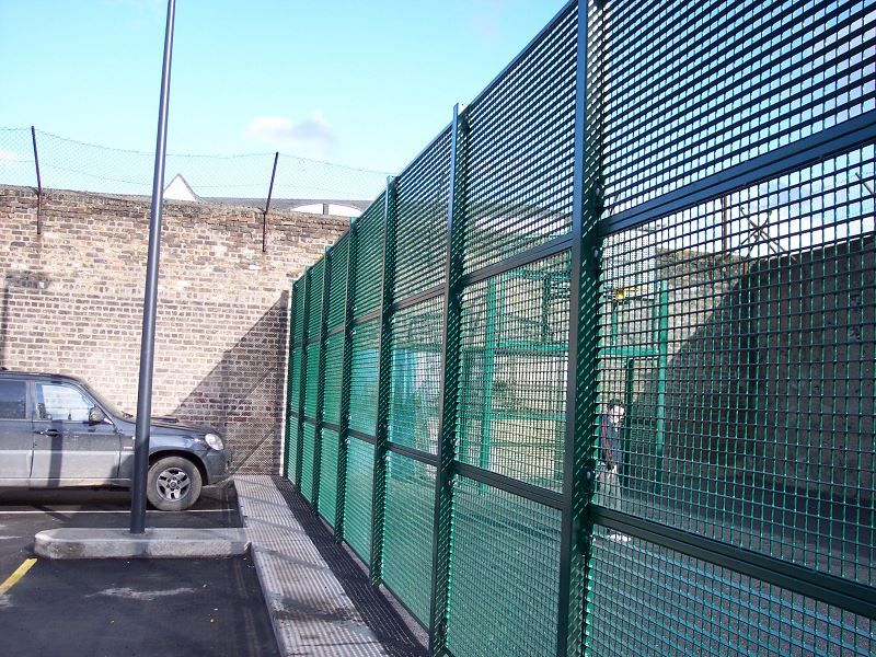 Irish-Fencing-Railings-Ltd.-Mesh-Sports-Range-B05-Kickshots-Vandal-Proof-19