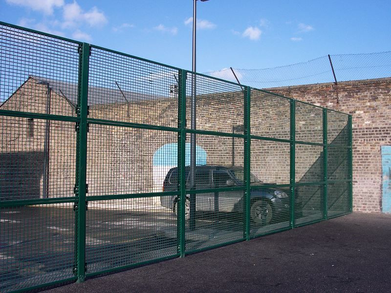 Irish-Fencing-Railings-Ltd.-Mesh-Sports-Range-B05-Kickshots-Vandal-Proof-20