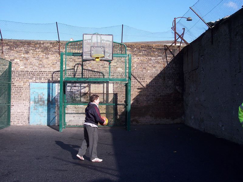 Irish-Fencing-Railings-Ltd.-Mesh-Sports-Range-B05-Kickshots-Vandal-Proof-9