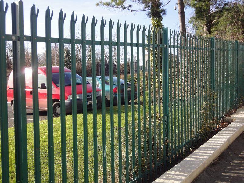 Irish-Fencing-Railings-Ltd.-Palisade-Range-E01-Kit-Form-1