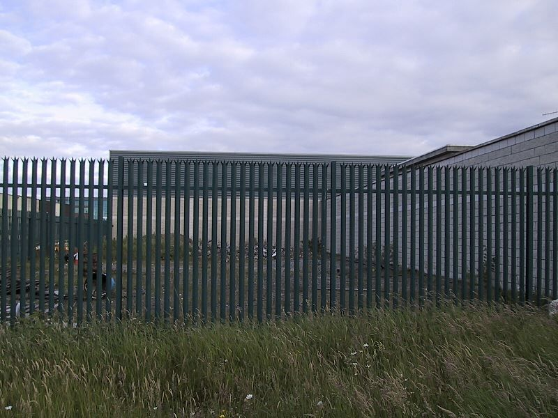 Irish Fencing & Railings Ltd. Palisade Range E03 -High Secure  (1)