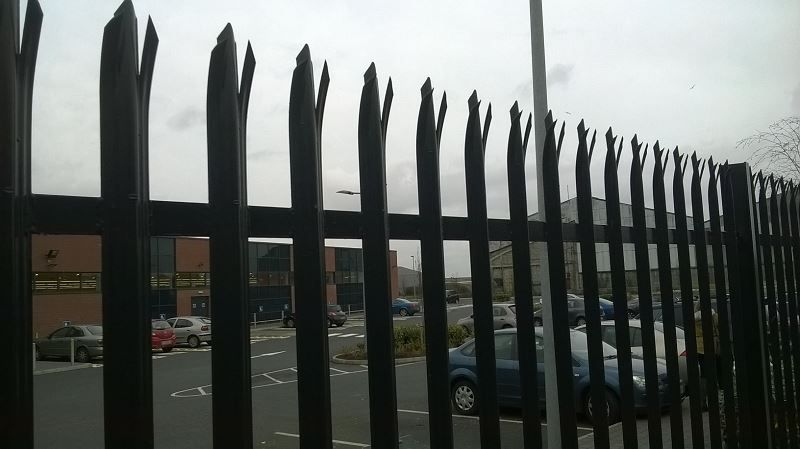 Irish Fencing Services_Standard Palisade