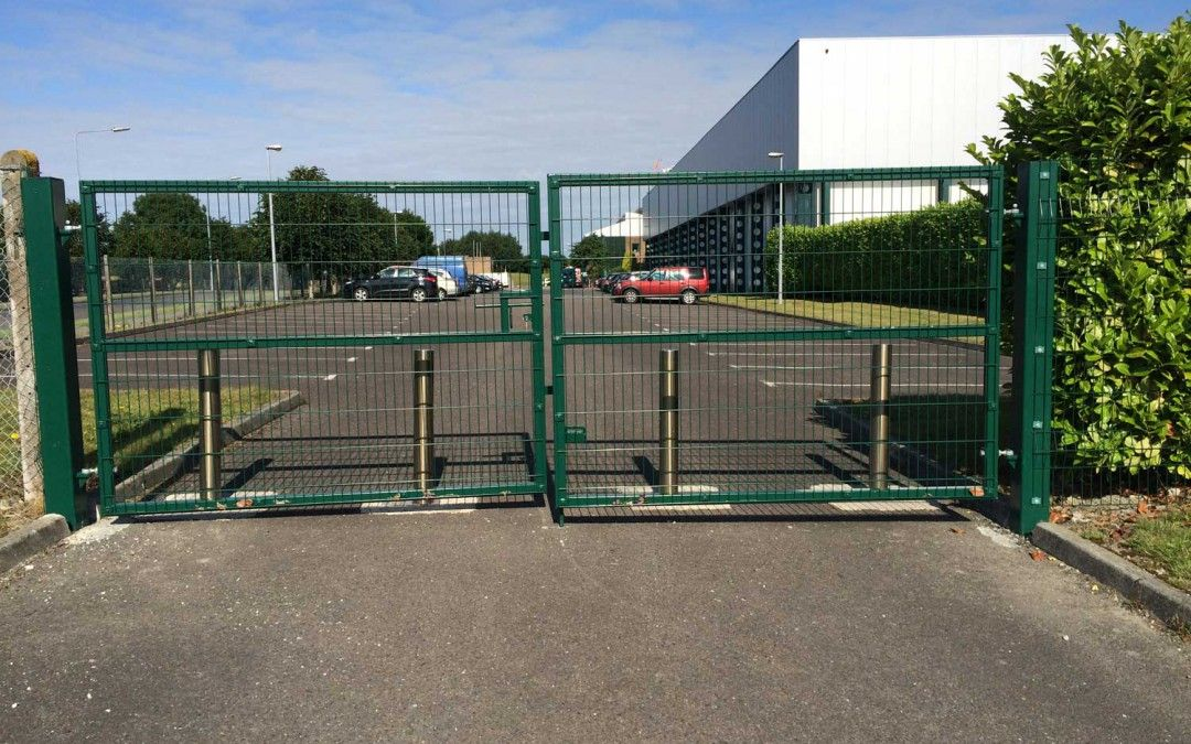 Single and Double Leaf Swing Gates