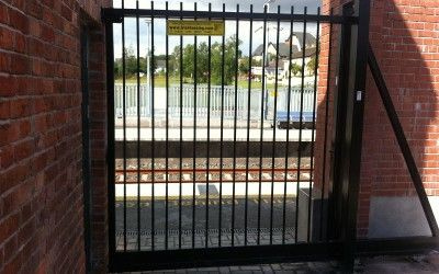 Gates and Barriers
