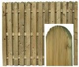 Hit and Miss 95mm Board Panel available painted or pressure treated