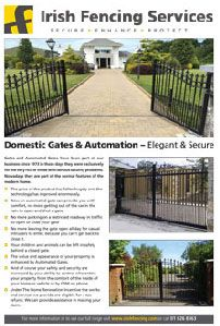 Domestic Gates & Automation
