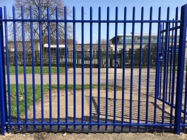 Irish Fencing & Railings Ltd. Railings Range-C12 Provinces Range Connaught 03-Solid Roundbar (4)