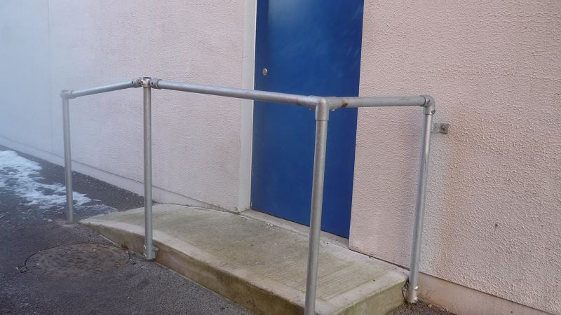 Irish Fencing & Railings Ltd. Barriers Range-F07 Quick Clamp  JPG (52)