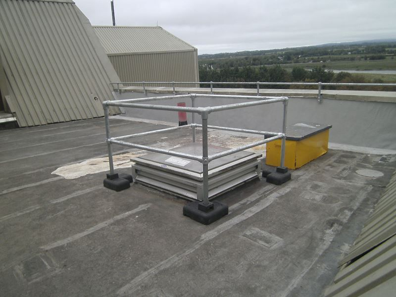 Irish Fencing & Railings Ltd. - Kee Safety Range  M04 Kee Dome  (30)