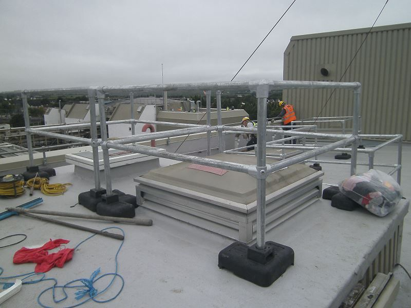 Irish Fencing & Railings Ltd. - Kee Safety Range  M04 Kee Dome  (35)