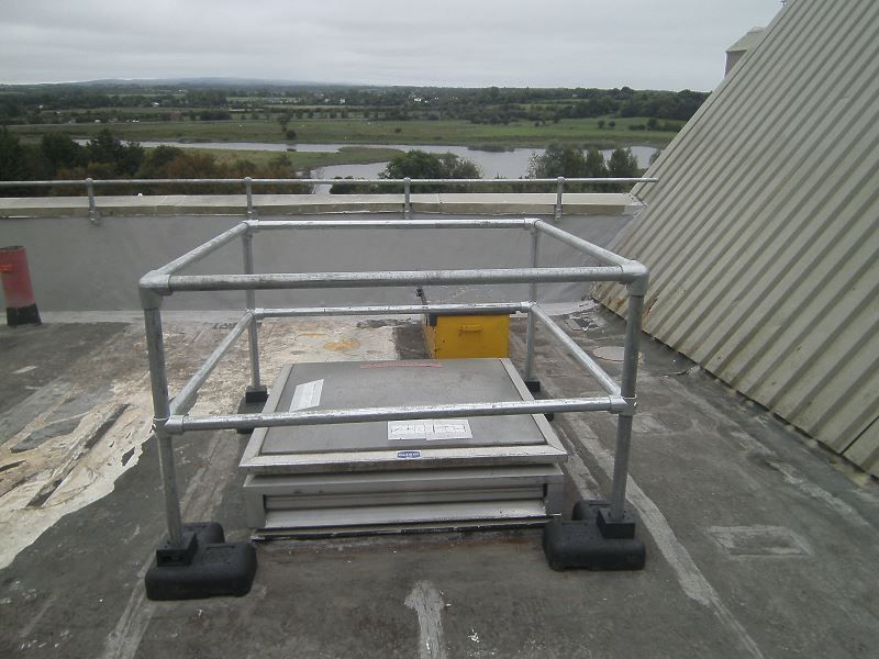 Irish Fencing & Railings Ltd. - Kee Safety Range  M04 Kee Dome  (37)