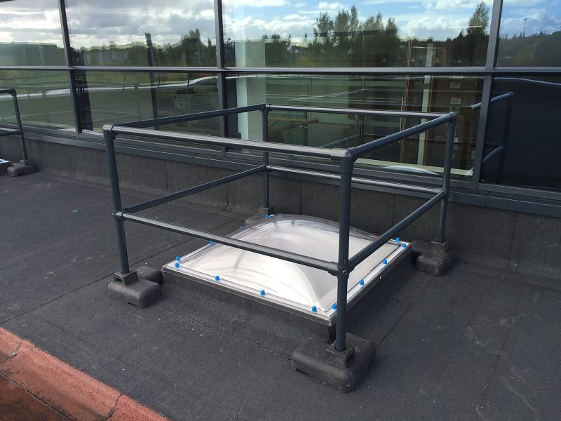 Irish Fencing & Railings Ltd. - Kee Safety Range  M04 Kee Dome  (38)