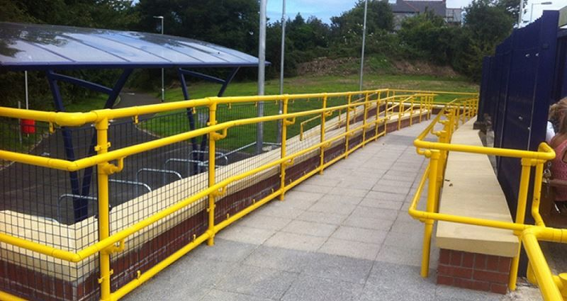 Irish Fencing & Railings Ltd. -Kee Safety Range  M06 Kee Access Barriers  (17)