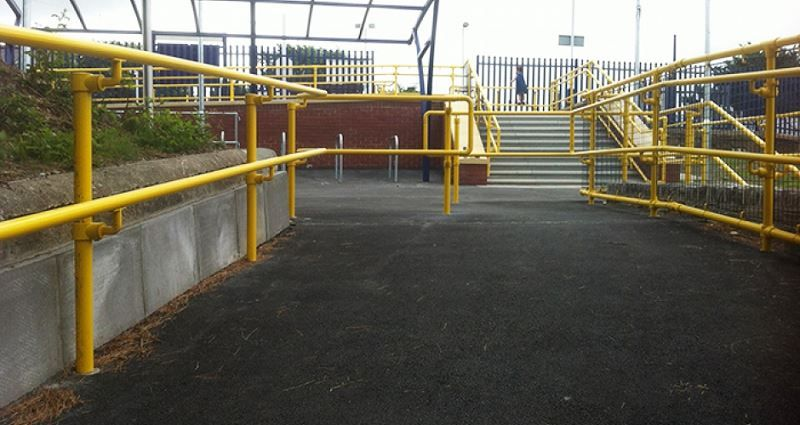 Irish Fencing & Railings Ltd. -Kee Safety Range  M06 Kee Access Barriers  (29)