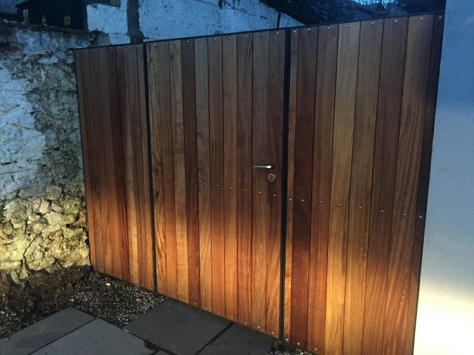 Irish Fencing and Railings- K02- Timber Domestic Gates 08 (17)