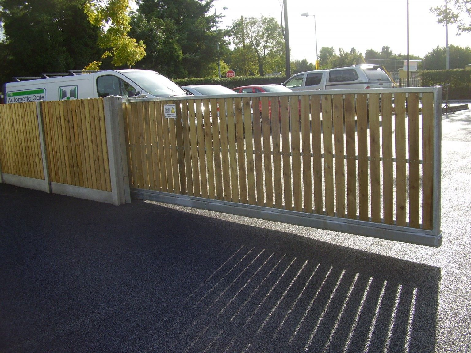 Irish Fencing and Railings- K02- Timber Domestic Gates 08 (9)