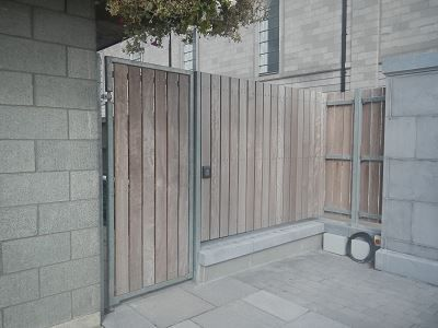 Hardwood Fencing and Gates