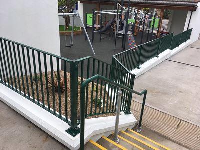 IrishFencing Handrail Railings (7)