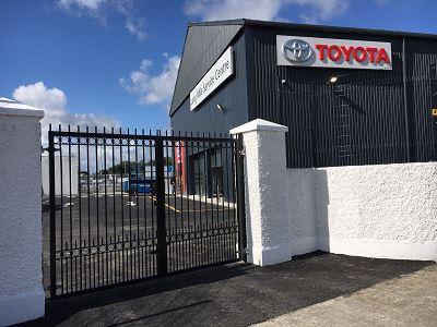 IrishFencing KylemoreMesh Gate (1)