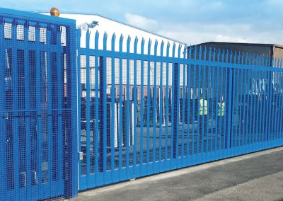 Sliding, Cantilever and Swing gates for every location.