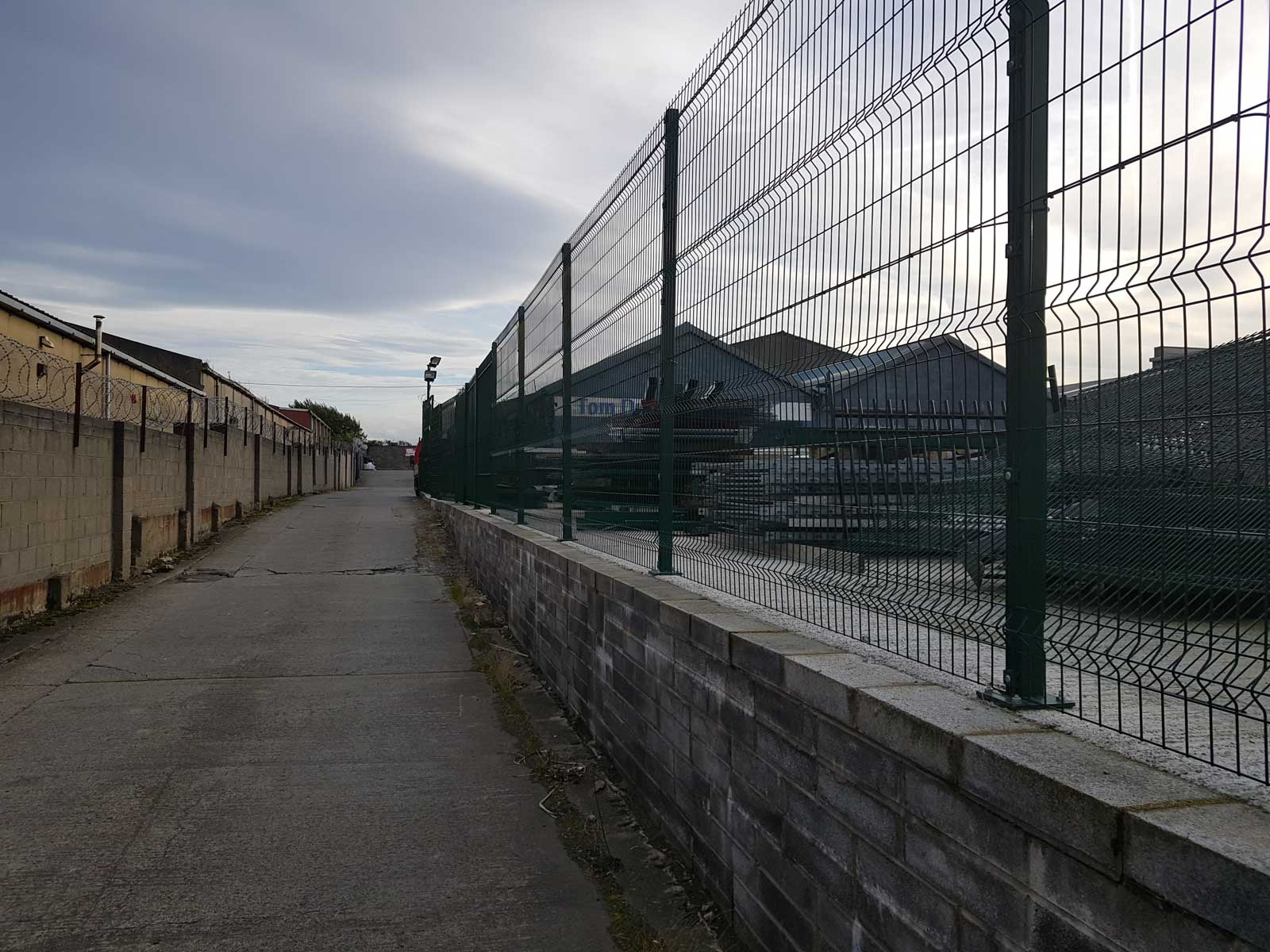 Irish Fencing Services Product Demo Area (5)