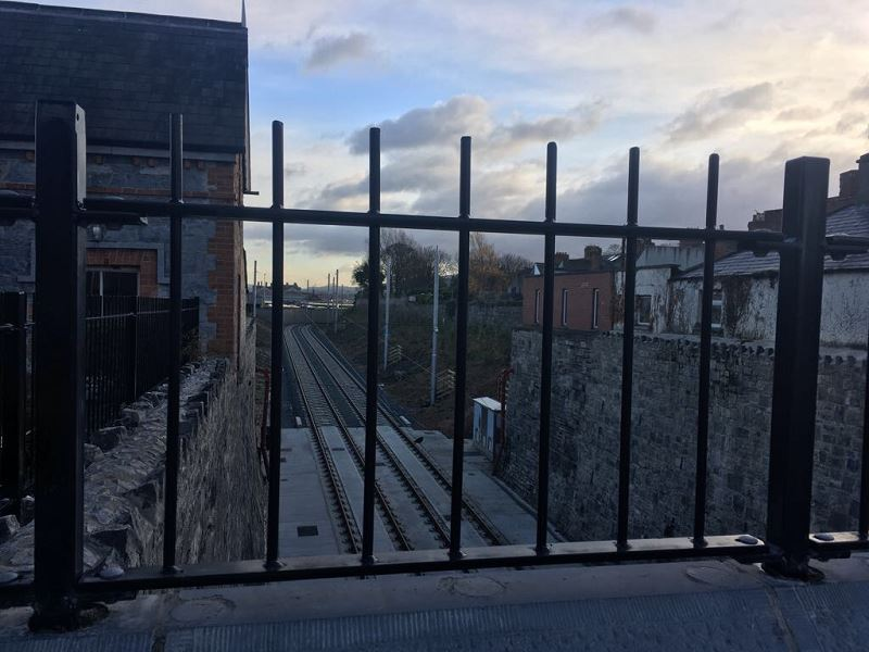 IrishFencingServices Railing Guardrail (5)