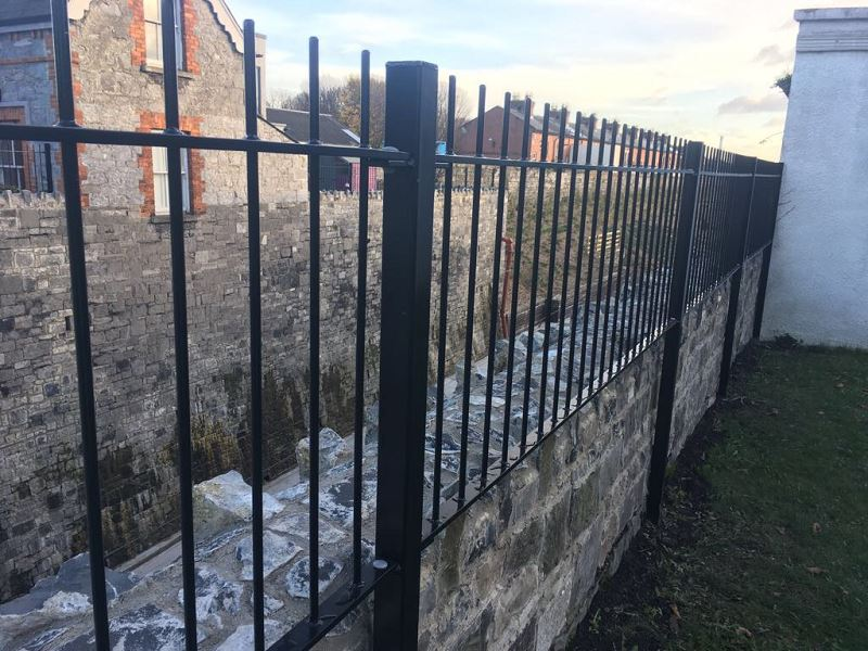 IrishFencingServices Railing Guardrail (7)
