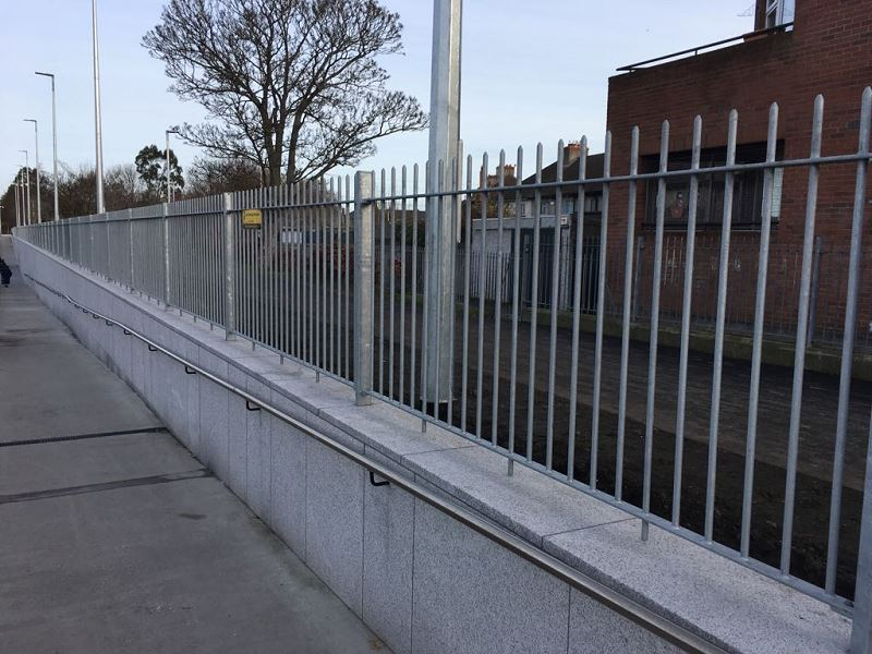 IrishFencingServices Railing Guardrail (8)