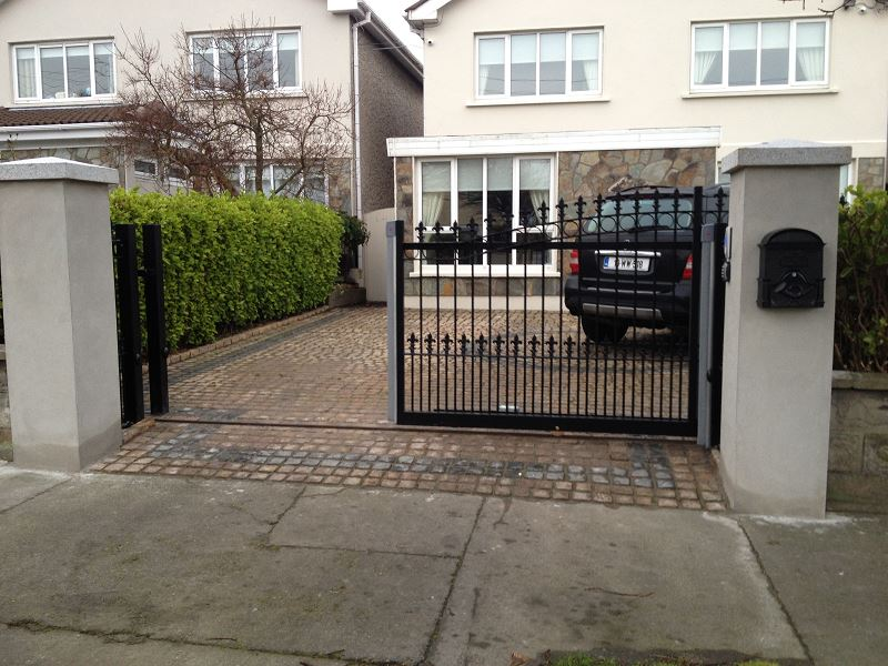 Irish Fencing & Railings Ltd. Gates Range G11 – Domestic Gates (143)