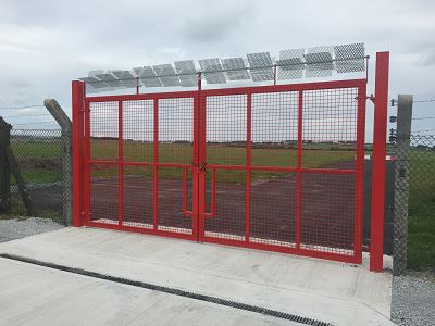 Fire Training Facility, Cork Airport.