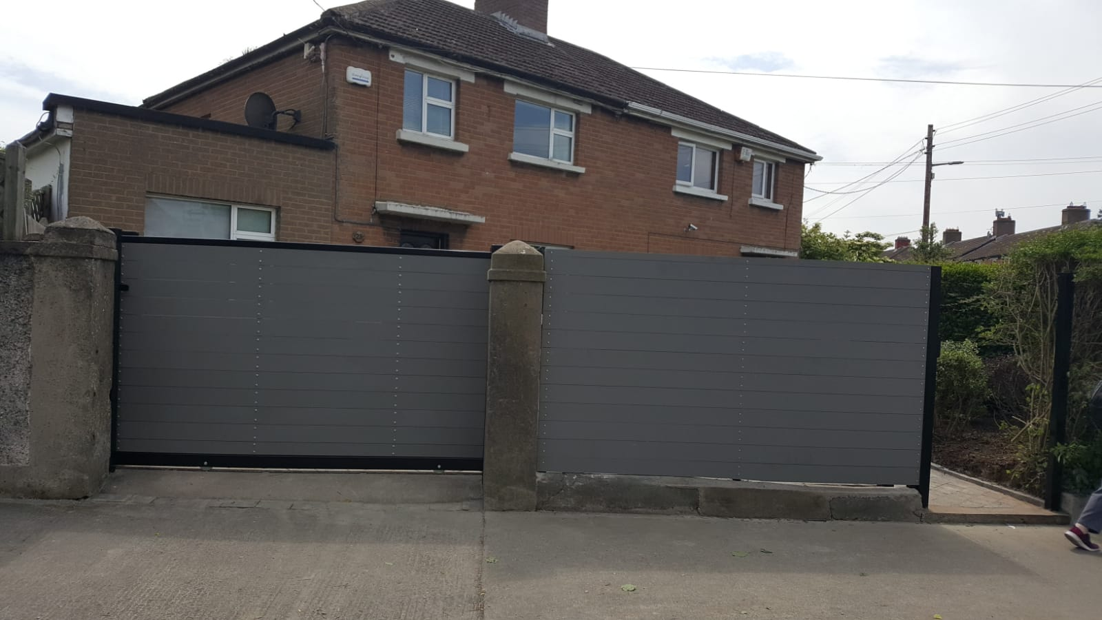 Irish Fencing Composite Fences And Gates