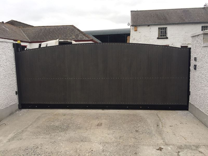 Irish Fencing Services Composite Gates
