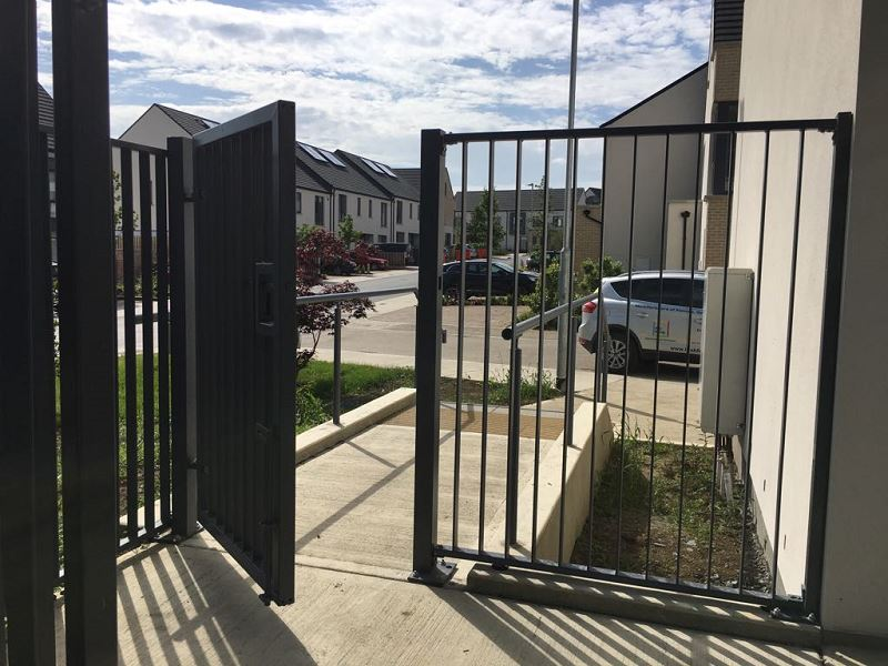 Irish Fencing Services Railings.Handrail.Gates.2