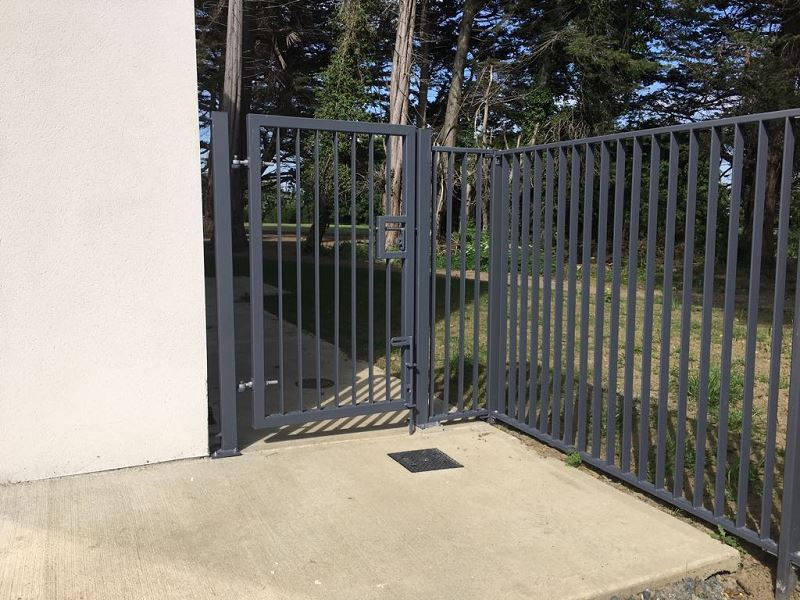 Irish Fencing Services Railings.Handrail.Gates.3
