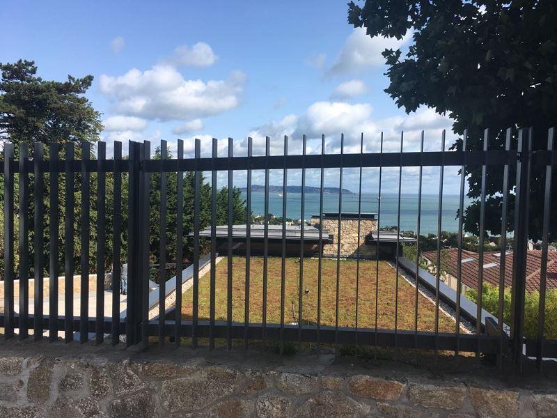 Irish Fencing Services Flat Bar Railing Gates.5
