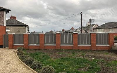 Composite Fence & Railings.