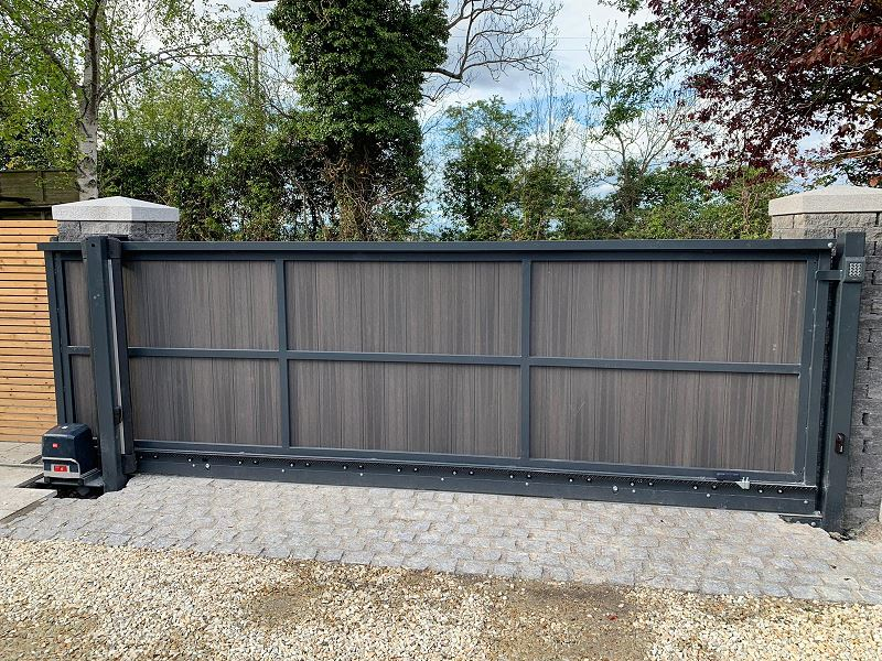 Composite Sliding Gate.2