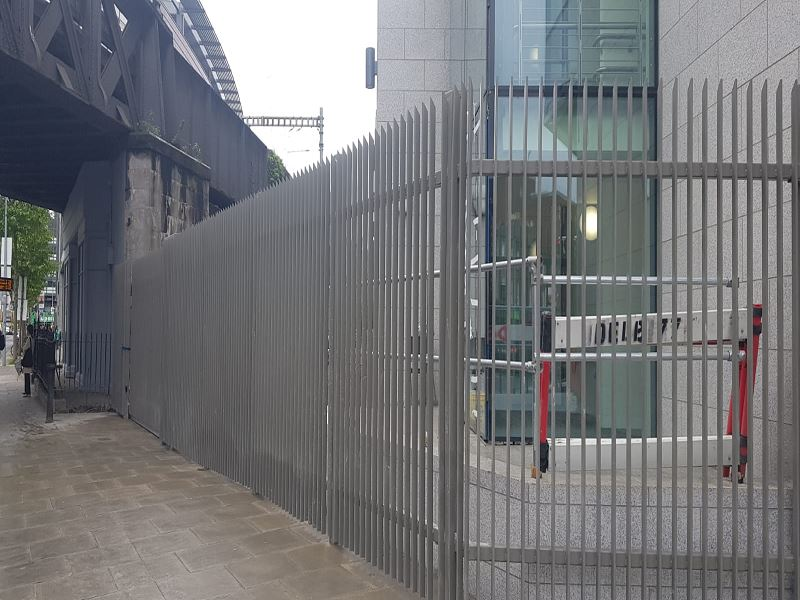 Irish Fencing Services Flat Bar Railin & Gates.5