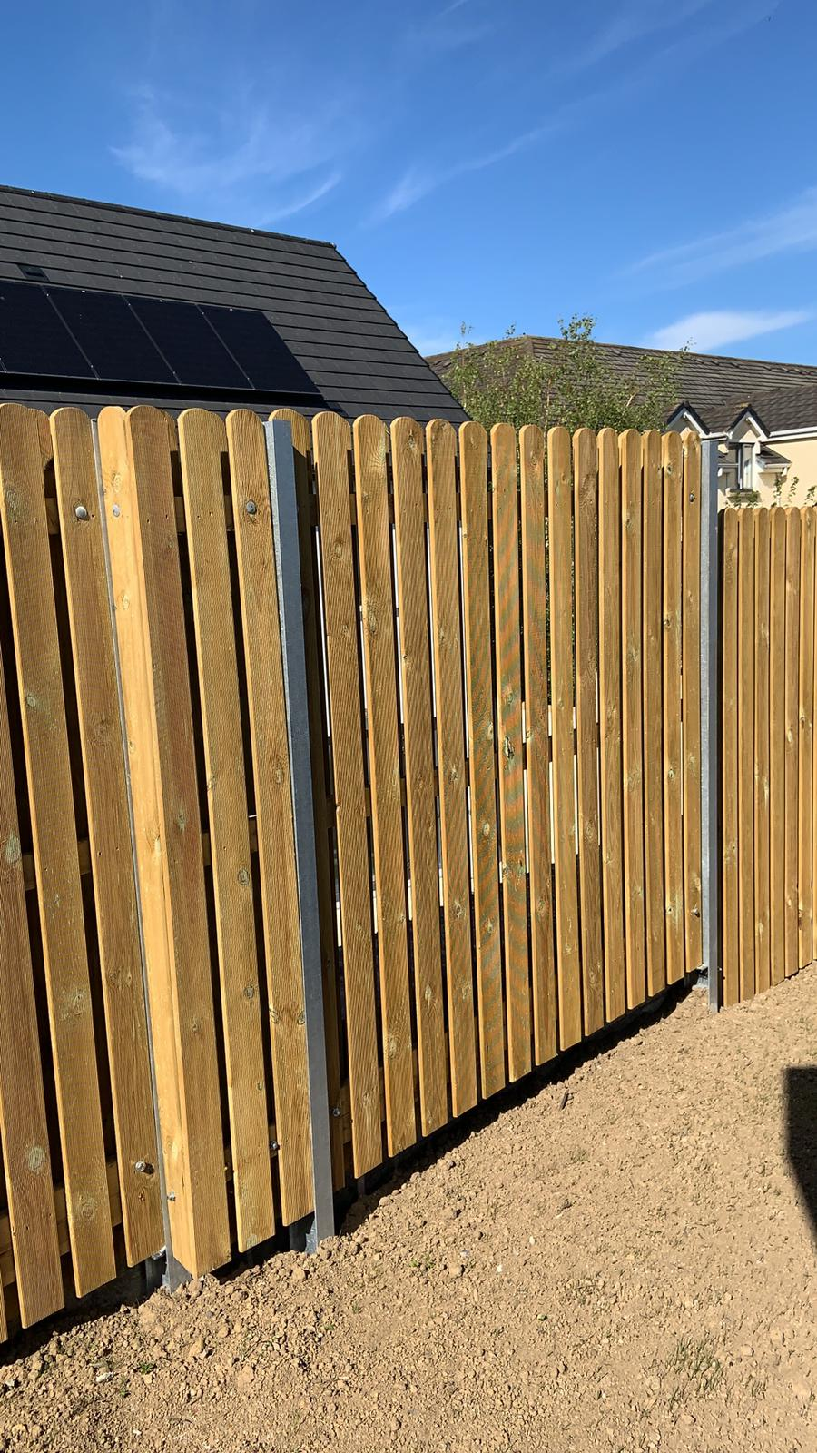 Irish Fencing Services Softwood Timber.5