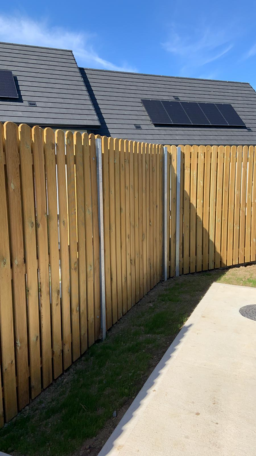 Irish Fencing Services Softwood Timber.7